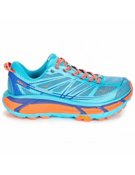 TRAIL RUNNING SHOES HOKA ONE ONE MAFATE SPEED 2 BLUE FOR WOMEN'S