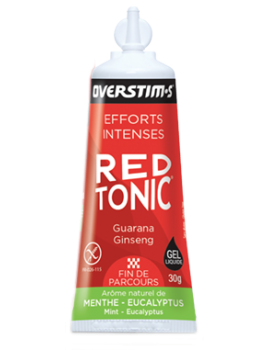 OVERSTIMS GEL RED TONIC LIQUIDE