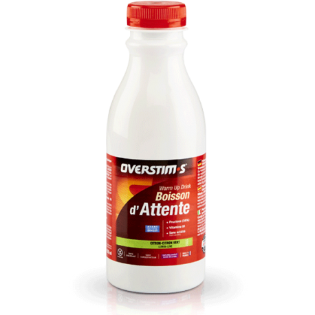 OVERSTIMS BOISSON D'ATTENTE ORANGE 50 CL