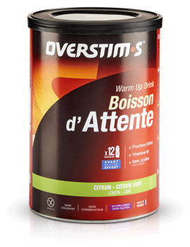 OVERSTIMS BOISSON D'ATTENTE ORANGE