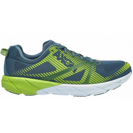 HOKA ONE ONE TRACER 2 RUNNING SHOES GREEN FOR MEN'S