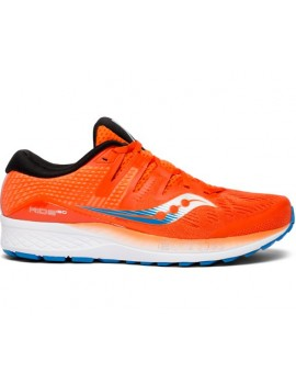 RUNNING SHOES SAUCONY RIDE ISO ORANGE FOR MEN'S
