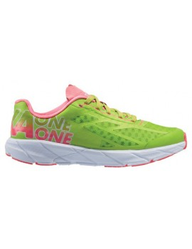 RUNNING SHOES HOKA ONE ONE TRACER GREEN FOR WOMEN'S