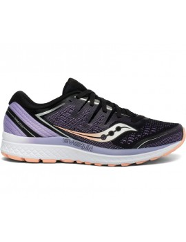 RUNNING SHOES SAUCONY GUIDE ISO 2 PURPLE FOR WOMEN'S