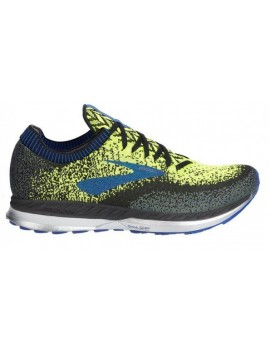 RUNNING SHOES BROOKS BEDLAM YELLOW AND BLACK FOR WOMEN'S