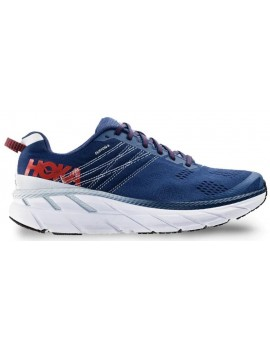 RUNNING SHOES HOKA ONE ONE CLIFTON 6 BLUE FOR MEN'S