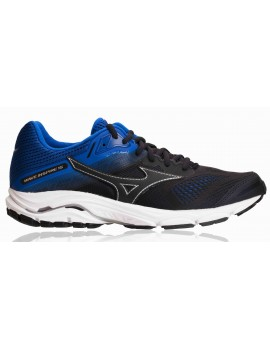 RUNNING SHOES MIZUNO WAVE INSPIRE 15 BLUE AND BLACK FOR MEN'S