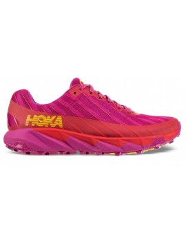 TRAIL RUNNING SHOES HOKA ONE ONE TORRENT PINK FOR WOMEN'S