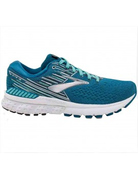 RUNNING SHOES BROOKS ADRENALINE GTS 19 BLUE FOR WOMEN'S