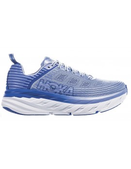 RUNNING SHOES HOKA ONE ONE BONDI 6 BLUE FOR WOMEN'S