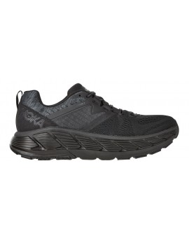 RUNNING SHOES HOKA ONE ONE GAVIOTA 2 BLACK FOR MEN'S