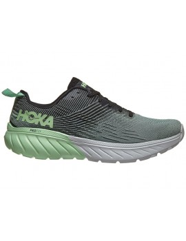 RUNNING SHOES HOKA ONE ONE MACH 3 GREEN FOR MEN'S