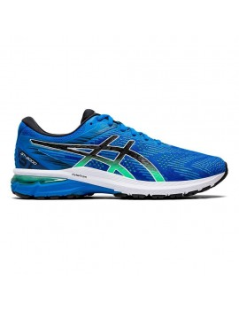 RUNNING SHOES ASICS GT 2000 V8 BLUE FOR MEN'S