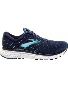 RUNNING SHOES BROOKS GLYCERIN 17 BLUE FOR WOMEN'S