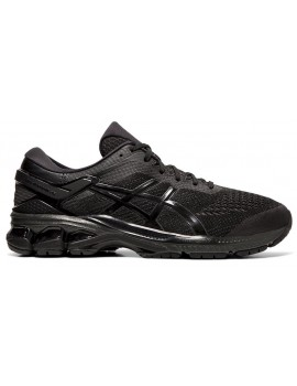 RUNNING SHOES ASICS GEL KAYANO 26 BLACK FOR MEN'S