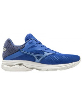 RUNNING SHOES MIZUNO WAVE RIDER 23 BLUE AND BLACK FOR WOMEN'S