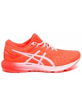 RUNNING SHOES ASICS GEL DYNAFLYTE 4 FLASH CORAL FOR WOMEN'S