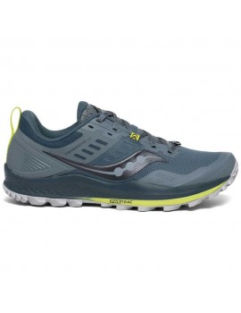 TRAIL RUNNING SHOES SAUCONY PEREGRINE 10 FOR MEN'S
