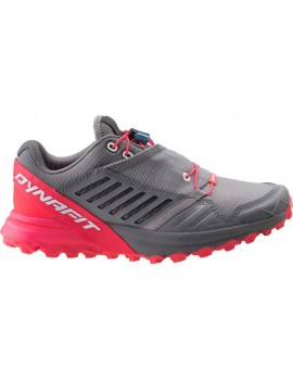 TRAIL RUNNING SHOES DYNAFIT ALPINE PRO GREY AND PINK FOR WOMEN'S