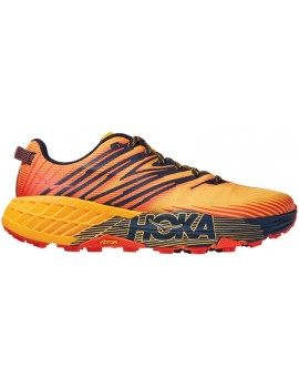 TRAIL RUNNING SHOES HOKA ONE ONE SPEEDGOAT 4 FOR MEN'S