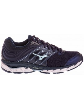 RUNNING SHOES MIZUNO WAVE PARADOX 5 BLUE AND BLACK FOR WOMEN'S