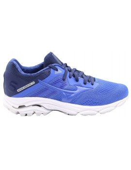 RUNNING SHOES MIZUNO WAVE INSPIRE 16 BLUE FOR WOMEN'S