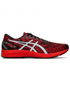 RUNNING SHOES ASICS GEL DS TRAINER 25 RED FOR MEN'S