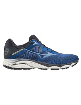 RUNNING SHOES MIZUNO WAVE INSPIRE 16 BLUE FOR MEN'S