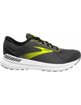 RUNNING SHOES BROOKS TRANSCEND 7 BLACK AND YELLOW FOR MEN'S