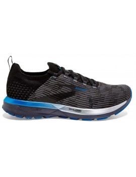 RUNNING SHOES BROOKS RICOCHET 2 BLACK FOR MEN'S