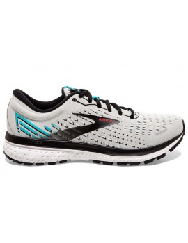 CHAUSSURES DE RUNNING BROOKS GHOST 13 GRISE POUR HOMMES