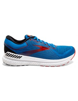 RUNNING SHOES BROOKS TRANSCEND 7 BLUE FOR MEN'S