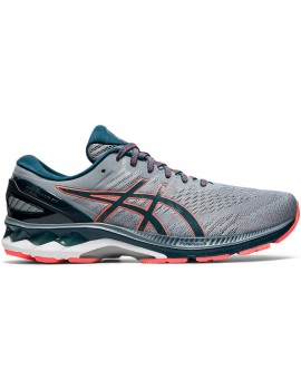 CHAUSSURES DE RUNNING ASICS GEL KAYANO 27 GRISE POUR HOMMES