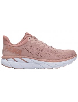 RUNNING SHOES HOKA ONE ONE CLIFTON 7 PINK FOR WOMEN'S