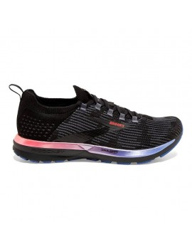 RUNNING SHOES BROOKS RICOCHET 2 BLACK FOR WOMEN'S