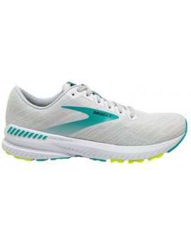 RUNNING SHOES BROOKS RAVENNA 11 GREY AND GREEN FOR WOMEN'S