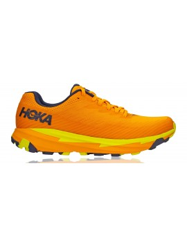 TRAIL RUNNING SHOES HOKA ONE ONE TORRENT 2 ORANGE AND YELLOW FOR MEN'S