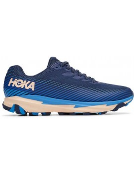 TRAIL RUNNING SHOES HOKA ONE ONE TORRENT 2 BLUE FOR WOMEN'S