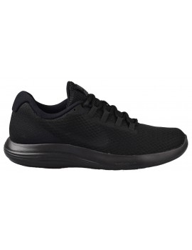 RUNNING SHOES NIKE LUNARCONVERGE BLACK FOR MEN'S