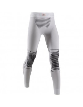 UNDERWEAR X-BIONIC ENERGIZER MK2 PANT WHITE AND GREY FOR WOMEN'S