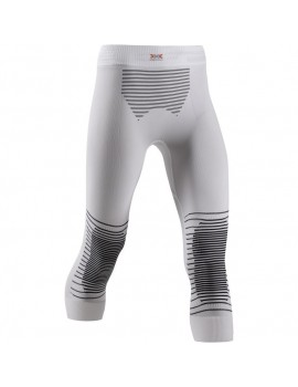 UNDERWEAR X-BIONIC ENERGIZER MK2 PANT MEDIUM WHITE AND GREY FOR WOMEN'S