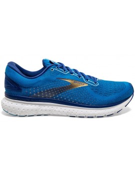 RUNNING SHOES BROOKS GLYCERIN 18 BLUE FOR MEN'S