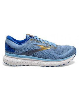 RUNNING SHOES BROOKS GLYCERIN 18 BLUE FOR WOMEN'S