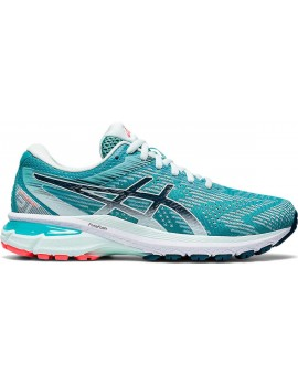 RUNNING SHOES ASICS GT 2000 V8 BLUE FOR WOMEN'S