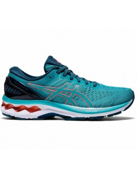 RUNNING SHOES ASICS GEL KAYANO 27 BLUE FOR WOMEN'S