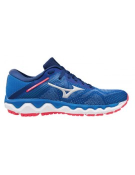 RUNNING SHOES MIZUNO WAVE HORIZON 4 BLUE FOR WOMEN'S