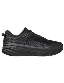 RUNNING SHOES HOKA ONE ONE BONDI 7 BLACK FOR WOMEN'S