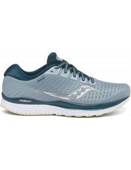 RUNNING SHOES SAUCONY GUIDE 13 GREY AND BLUE FOR MEN'S
