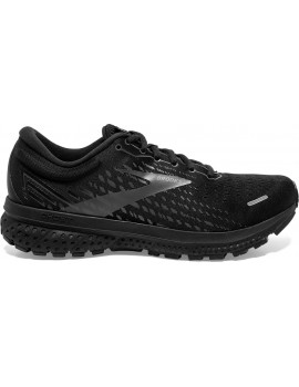 RUNNING SHOES BROOKS GHOST 13 BLACK FOR MEN'S