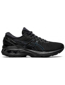 RUNNING SHOES ASICS GEL KAYANO 27 BLACK FOR MEN'S